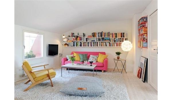 decoracao de interiores moveis planejados:de Decoração para um Apartamento Pequeno