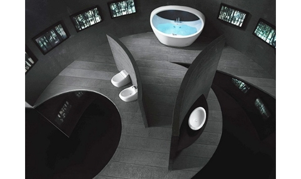 15 dos Banheiros mais Bonitos do Mundo  Blog  Móveis Planejados  Artezanal -> Banheiro Mais Modernos Do Mundo