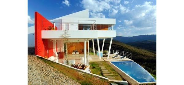 Casas modernas estas with casas modernas fabulous casas for Design moderno casa contemporanea con planimetria