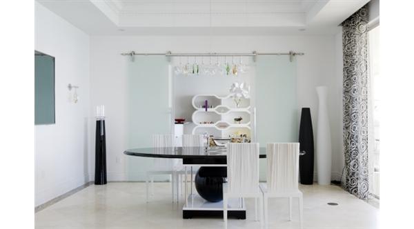 ideias e projetos de decoracao de interiores:Os projetos modernos de interiores são geralmente associados com