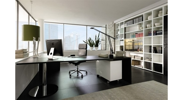 12 modernos escrit rios para montar em casa blog On escritorios modernos para casa