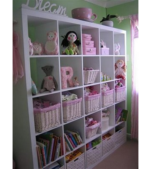 Estantes Para Quarto De Brinquedos ~   para quartos de crian?as que servem para organizar os brinquedos e os